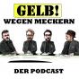 Podcast Download - Folge Gelb Wegen Meckern Folge 07 - Wilkommen im Liga-Alltag online hören