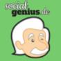 Social Media Podcast von socialgenius.de: Facebook Twitter Google Instagram und Content Marketing Download