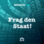 Podcast Download - Folge Frag den Staat | EU-Kommissare & Kommission - Kandidaten der Kommission auf dem Prüfstand online hören