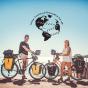 Podcast Download - Folge 007 - Weltreise mit dem Fahrrad - Herzlich Willkommen in Neuseeland online hören