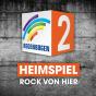 Das REGENBOGEN ZWEI Heimspiel: Rock von hier, Musiknewcomer im Talk Podcast Download