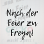 Nach der Feier zu Freya! Podcast Download