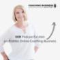 Podcast Download - Folge Folge 61: Positionierung: Wie du dein Coaching-Business unverwechselbar machst online hören