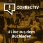 #Live aus dem CORRECTIV Buchladen Podcast Download