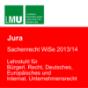 LMU Sachenrecht WiSe 2013-14 - Lehrstuhl für Bürgerl. Recht, Deutsches, Europäisches und Internat. Unternehmensrecht Podcast Download