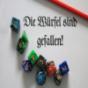 Die Würfel sind gefallen - Pen and Paper Abenteuer mit Erstmal Kaffee Podcast Download