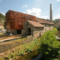 Grande Saline und Salzmuseum - Salins-les-Bains