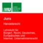 LMU Handelsrecht - Lehrstuhl für Bürgerliches Recht, Deutsches, Europäisches und Internationales Unternehmensrecht Podcast Download