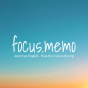 Podcast : focus.memo
