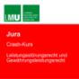 LMU Crash-Kurs Leistungsstörungsrecht und Gewährleistungsrecht Podcast Download