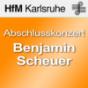 Abschlusskonzert: Benjamin Scheuer - SD