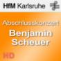 Abschlusskonzert: Benjamin Scheuer - HD