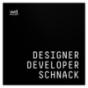 Designer & Developer Schnack Podcast Download