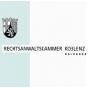 Rechtstipps der Rechtsanwaltskammer Koblenz Podcast Download