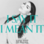 I say it like I mean it Podcast Download