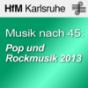 Musik nach 45: Pop und Rockmusik - SD