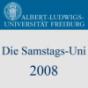 Die Samstags-Uni 2008 Podcast Download