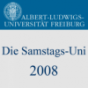 Die Samstags-Uni 2008 Podcast Download