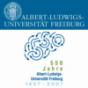 550 Jahre Albert-Ludwigs-Universität Freiburg 1457-2007 Podcast Download
