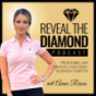Podcast : Anna Russo - Reveal the Diamond: Frauen | Selbständig | Motivation | Marketing