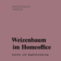 Weizenbaum im Homeoffice Podcast Download