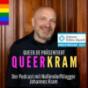 """Podcast Download - Folge Linus Giese: """"Trans Menschen müssen nicht ihre Existenz erklären!"""" online hören"""