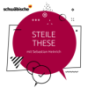 """Steile These"" - der Politik-Podcast Podcast Download"