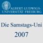 Die Samstags-Uni 2007 Podcast herunterladen