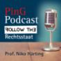 """PinG-Podcast """"Corona im Rechtsstaat"""""""