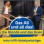Das All und all das! Die Blonde und das Brain
