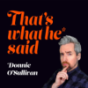 Podcast Download - Folge That's what he said - der Trailer online hören