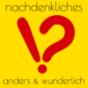 Anders & Wunderlich: Nachdenkliche Geschichten