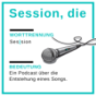 Session, die