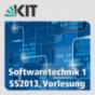 Softwaretechnik 1, SS2013 Vorlesung Podcast Download