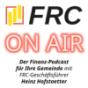 Podcast Download - Folge FRC On Air #004: Der Talk – Persönlicher Kundenkontakt ist Trumpf! online hören