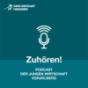 Zuhören! Podcast der Jungen Wirtschaft Vorarlberg