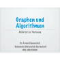 TU Darmstadt - Graphen und Algorithmen Podcast Download