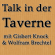 Talk in der Taverne