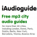 Free city audioguide from iAudioguide.com for several cities
