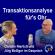 Transaktionsanalyse für's Ohr - Christin Nierlich und Jürg Bolliger im Gespräch