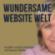 WWW Wundersame Website Welt. Entspannt durch's World Wide Web.