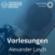 Vorlesungen zur Linguistik und Sprachgeschichte des Deutschen