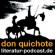 Miguel de Cervantes - Don Quichote
