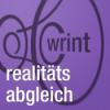 WRINT: Realitätsabgleich