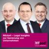 REstart - Legal Insights zur Sanierung von Unternehmen