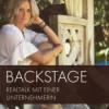 BACKSTAGE - Real Talk mit einer Unternehmerin