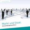 Markt und Staat (Master)