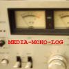 """""""Media-Mono-Log""""-Podcast – """"Lesen, Schreiben, Hören, Sehen"""" // Ein Blog von Sascha Vennemann – Autor, Journalist und Podcaster"""