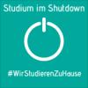 Studium im Shutdown: Wir studieren zu Hause!