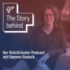 """RuhrGründer Podcast """"The Story behind"""""""